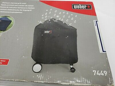$ CDN37.75 • Buy Weber Charcoal Grill Cover #7449 Measures 39.2  X 25  32.5' In Box