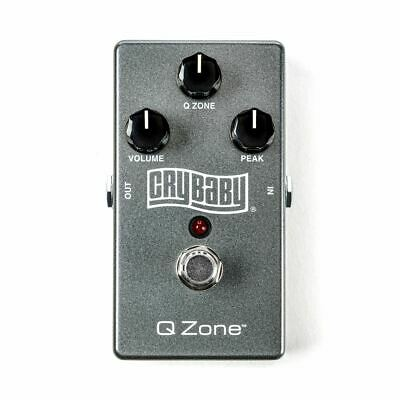$ CDN188.81 • Buy MXR Cry Baby Q Zone Fixed Wah Effects Pedal