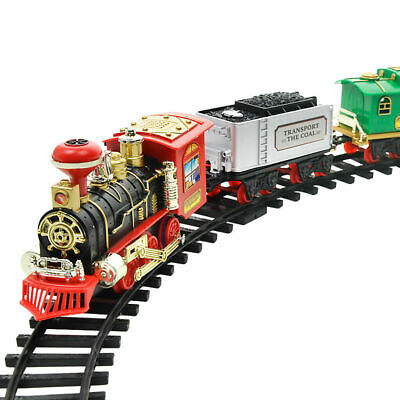 £18.99 • Buy Classic Toy Train Set, Remote Function& Intelligent Train Set For Christmas Gift