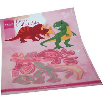 £11.99 • Buy Marianne Design Collectables Cutting Dies - Eline's Dinosaurs COL1499