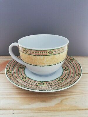 £9.99 • Buy Wedgwood Florence Large Breakfast Cup And Saucer