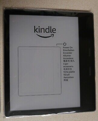 AU353.22 • Buy Amazon Kindle Oasis 10th Generation 32GB, Wi-Fi, 7in, Graphite
