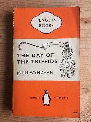 £5 • Buy The Day Of The Triffids By John Wyndham - 1961 Penguin Classic