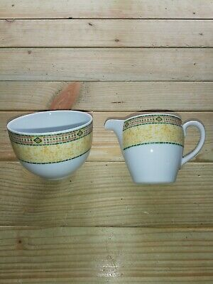 £14 • Buy Wedgwood Florence Milk Jug And Sugar Bowl Excellent Condition