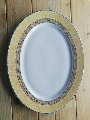 £18 • Buy Wedgwood Home Florence Oval Platter 14 X 10 Inches