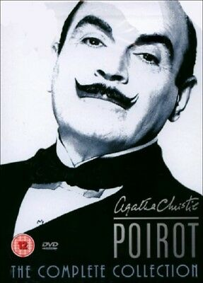 £29.99 • Buy Agatha Christie's Poirot - The Complete Collection  57 Episodes    Fast Shipping