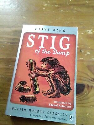 £2.40 • Buy Stig Of The Dump By Clive King. Puffin Modern Classics. 2010. Good Condition