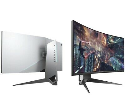 AU1076.17 • Buy Alienware AW3418DW IPS LED 34  Curved Gaming Monitor WQHD 3440x1440 120Hz G-Sync