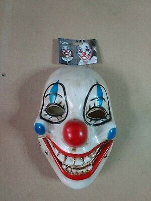 £10 • Buy Halloween Scary Clown Fancy Dress Horror Cosplay Mask With Movable Jaw