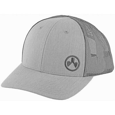 $28.95 • Buy Magpul Icon Patch Structured Low Crown Trucker Hat Cap Heather Grey #MAG1106-033