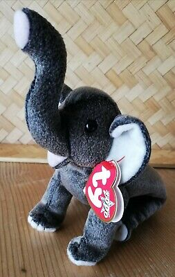 £8.99 • Buy TY Beanie Baby 20000 Trumpet The Elephant New With Tags