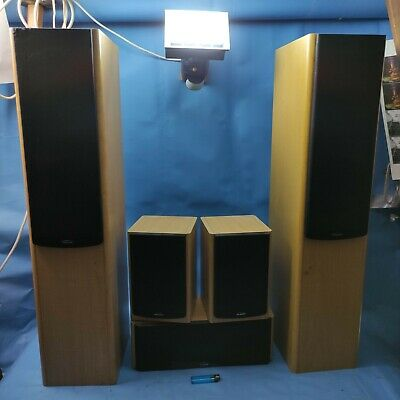 £50 • Buy Celestion F3 Floor Standing Hi-Fi Speakers Surround Sound, Amp Also Available.