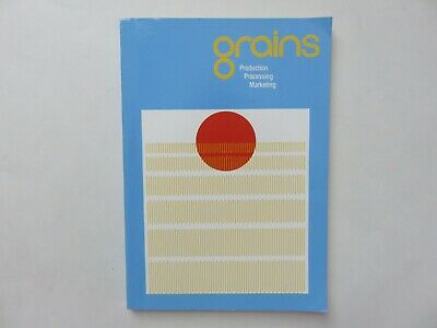 £7.26 • Buy Grains, Production Processing Marketing, Chicago Board Of Trade Training Manual