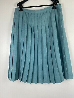 £18.91 • Buy Cotswold Midi Silver Gold Pleated Casual Skirt Sz 20 Excellent Condition