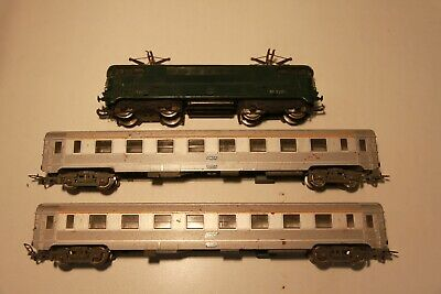 AU120 • Buy Jouef Sncf Bb 9201 Electric Model Train And Carriages