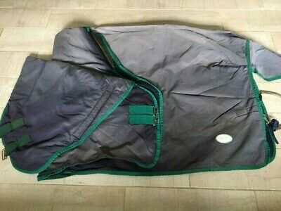£65 • Buy Fal Pro Medium Weight Turnout Rug - 6'3 - With Detachable Neck Cover
