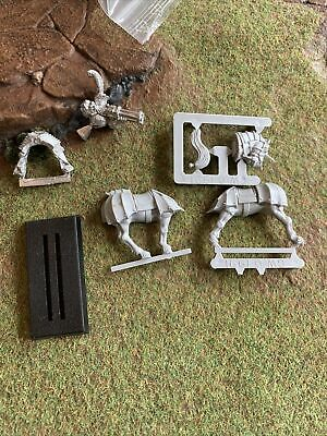 £14.95 • Buy Warhammer Empire Imperial Outrider With Repeating Musket & Horse Metal Oop