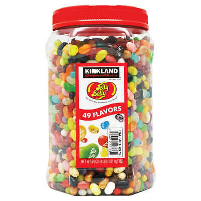 £15.24 • Buy Kirkland Signature Jelly Belly 4 Lb Container = 64 Oz