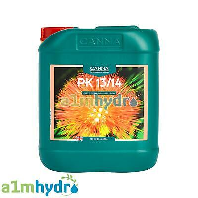 £59.95 • Buy Canna PK 13/14 5 Litre 5L Flower Bud Bloom Booster Weight Gainer Hydroponics