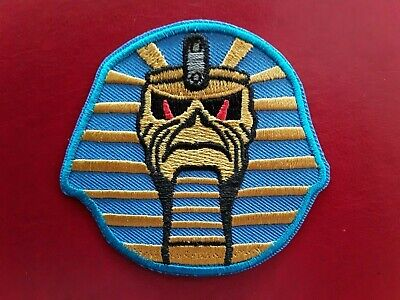 £3.89 • Buy Iron Maiden Heavy Metal Punk Rock Pop Music Band Embroidered Patch Uk Seller