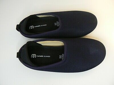 $39.99 • Buy Mahabis Summer Slippers Size EU37 (6.5 Or 7 US) Navy Blue