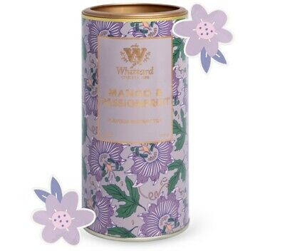 £9.99 • Buy New Whittard Of Chelsea Mango & Passionfruit Fruity Tropical Instant Tea 450g
