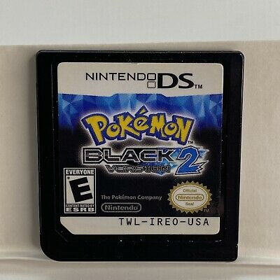$109.99 • Buy Pokemon: Black Version 2 (Nintendo DS, 2012) Game Only Authentic TESTED