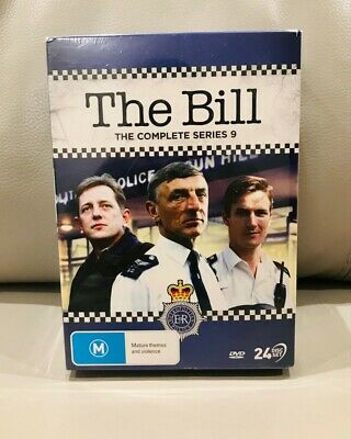 £99.99 • Buy New The Bill - The Complete ITV Series 9 (4-DVD) UK Compatible - **SEALED**