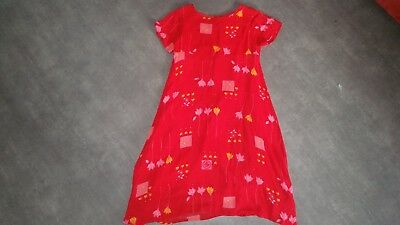 £18.32 • Buy Dress Veil + Lining Red Hot Luminous 8 Years MARESE Marèse Very Good Condition