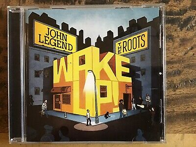 £3 • Buy John Legend And The Roots Wake Up! (2010) CD