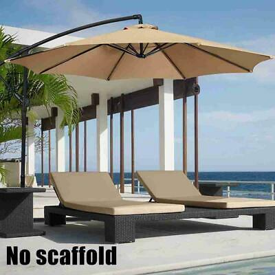 AU19.74 • Buy Replacement Fabric Garden Parasol Canopy Cover For 6 Arm Umbrella