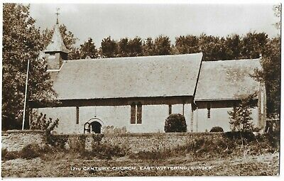£1.88 • Buy 12 Century Church East Wittering Sussex Postcard [D54]