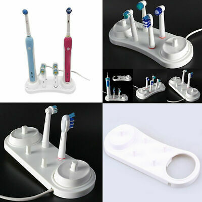 AU7.65 • Buy Electric Toothbrush Holder Safety Plastic Case Box Outdoor Travel For Oral-B New