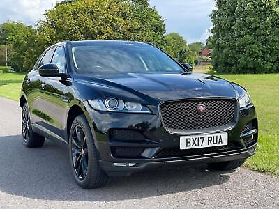£22985 • Buy 2017 Jaguar F Pace - Stunning Inside And Out SUPERB FINANCE OPTIONS