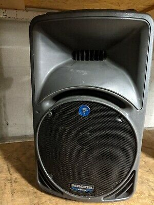 $225 • Buy Mackie SRM450 12  12 Inch Active 400W Active Loudspeaker Tested Fully Working