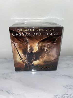 £15 • Buy Casandra Clare The Mortal Instruments, The Complete Collection: #35