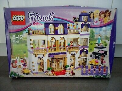 £74.95 • Buy 100% Complete Lego Friends Grand Hotel 41101, Box & Instructions. Checked Twice