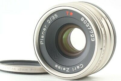 $ CDN448.08 • Buy FedEx [ Exc+++ ] CONTAX Carl Zeiss Planar T* 35mm F/2 Lens For G1 G2 From JAPAN