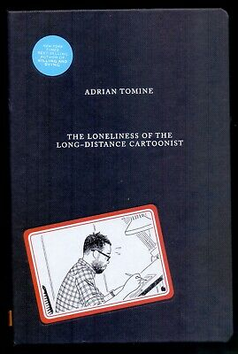 £12.50 • Buy ADRIAN TOMINE~The Loneliness Of The Long-Distance Cartoonist~ First Edition 1/1
