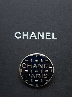 £14.97 • Buy Boutons Chanel 24 Mm