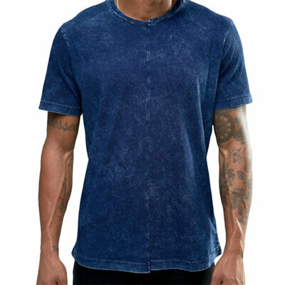 £19.99 • Buy DIESEL T DINTY Mens T Shirt Short Sleeve Crew Neck Summer Casual Cotton Tees