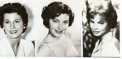 £8.99 • Buy AVA GARDNER * JULIET PROWSE WORLD-EXCLUSIVE 59-YEAR-OLD ORIGINAL 9x4  DATED FOTO