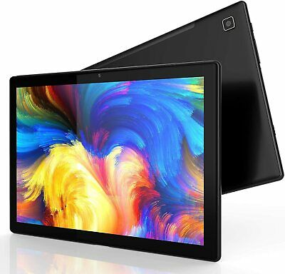 AU161.70 • Buy Android Tablet 10 Inch Full HD Game PC GPS 4GB RAM, 64GB Storage 8MP+2MP Camera