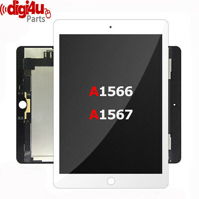 £93.59 • Buy For Apple IPad Air 2 A1566 A1567 LCD Display Touch Screen Digitiser Replacement