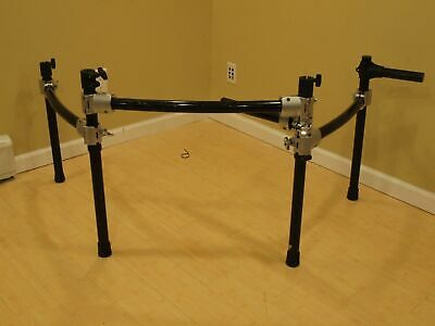 AU184.53 • Buy Roland MDS-12X Drum Rack Stand V-Drum VDrum MDS12X For TD 30 20 10 9 8 6 4 3 Kit