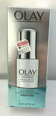 AU14.78 • Buy Olay Luminous Miracle Boost Concentrate Advanced Tone Perfecting Face Serum 1 Fl