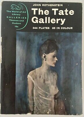 £5 • Buy The Tate Gallery (John Rothenstein) - Thames And Hudson