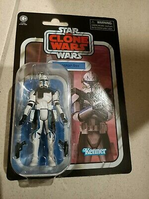 AU35 • Buy Star Wars The Vintage Collection The Clone Wars Kenner Captain Rex 3.75inch