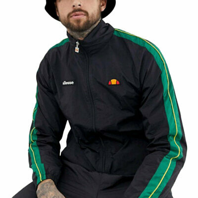 £30 • Buy Ellesse Fiastra Woven Track Jacket 80's Classic Track Top RRP £65.00