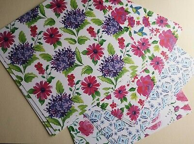 £3 • Buy Paper Craft Bundles - Mixed Colours, Designs And Patterns.